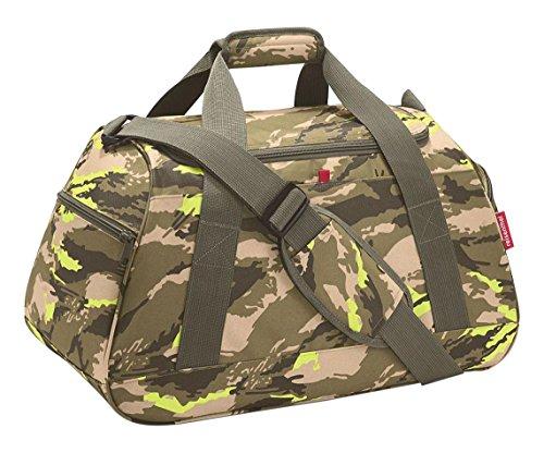 Reisenthel activitybag Reisetasche, 54 cm, 35 L, Margarite Camouflage