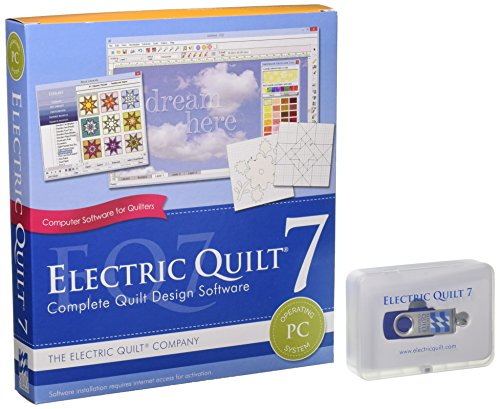 Electric Quilt 7 For Pc -