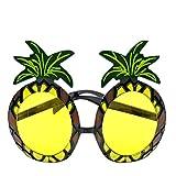OULII Gafas de sol de la gafas de sol de la gafas de sol de la fruta de Hawaii para los proveedores de la playa del verano de Luau