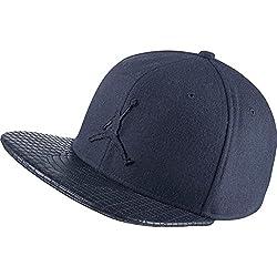 Nike Jordan 4 Premium Cap - Gorra Michael Jordan para hombre, color azul, talla Única