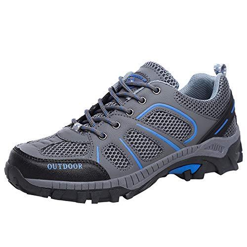 Damen Herren Bergschuhe,TWBB Leichtgewicht Schuhe Wanderschuhe Outdoor Breathable Sport Laufschuhe Mesh tmungsaktiv Freizeitschuhe