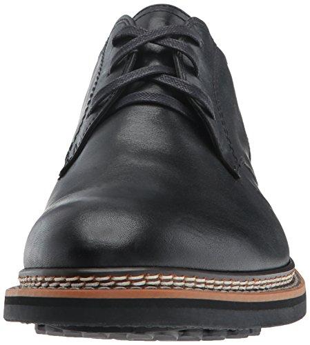 scarpe da sera Hyde P720351 pelle Caterpillar CAT Uomo Nero Nero Black