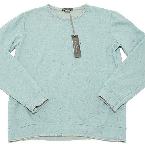 7324F felpa DANIELE ALESSANDRINI maglia uomo sweatshirt men [M]