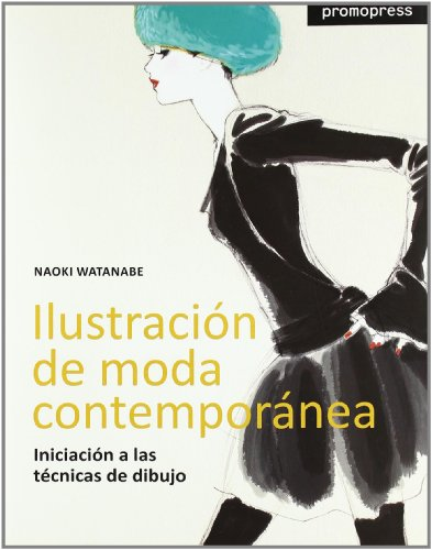 Ilustracion De Moda Contemporanea