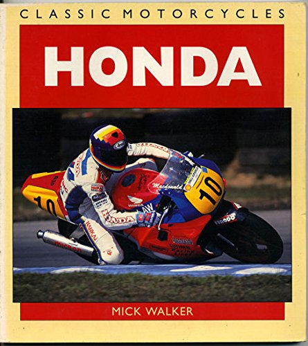Honda Motorcycles por Don Morley