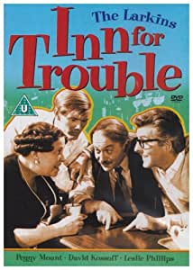 Inn for Trouble [DVD]