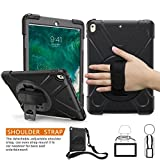 Best Ipad Cases Ruggeds - iPad Pro 10.5 Case, BRAECN Heavy Duty Full-body Review