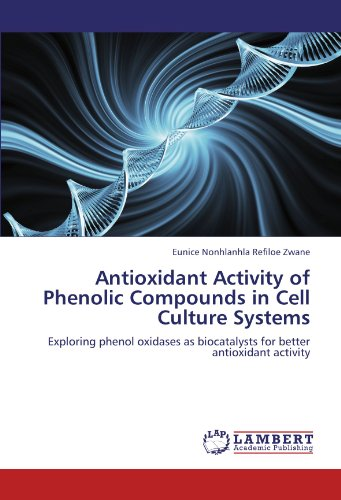 Antioxidant Activity of Phenolic Compounds in Cell Culture Systems: Exploring phenol oxidases as biocatalysts for better antioxidant activity