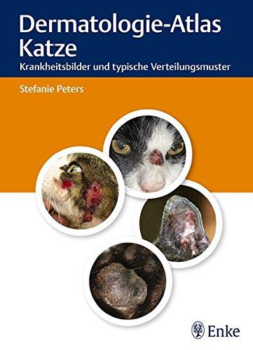Dermatologie-Atlas Katze: Krankheitsbilder und typische Verteilungsmuster