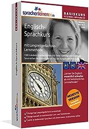 Sprachenlernen24.de Englisch-Basis-Sprachkurs: PC CD-ROM für Windows/Linux/Mac OS X + MP3-Audio-CD für MP3-Player. Englisch