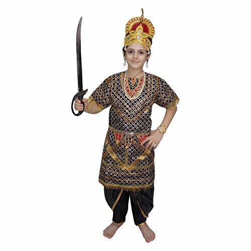 KAKU-FANCY-DRESSES-Ravan-Gown-Costume-of-RamleelaDussehraMythological-Character-for-School-Annual-FunctionTheme-PartyCompetition