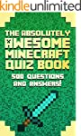 The Absolutely Awesome Minecraft Quiz...