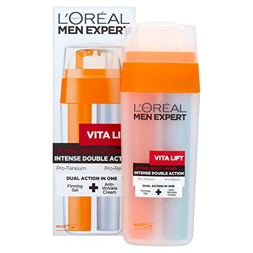 Image of L'Oreal Men Expert Vita Lift Double Action Moisturiser 30ml