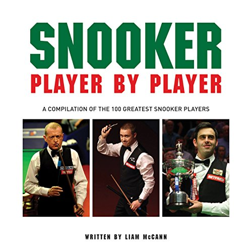 Snooker: Player by Player (Big Books) di Liam McCann
