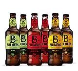 Bulmers Set 6 Flaschen Bulmers Cider Mix 6x500ml