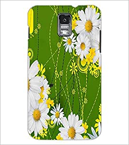 PRINTSWAG FLOWERS Designer Back Cover Case for SAMSUNG GALAXY S5 MINI