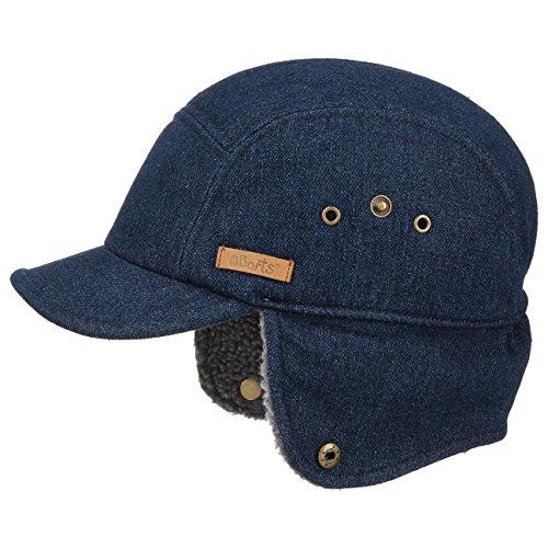 Mason Uni Berretto da Bambino Barts baseball cap cappello invernale One Size - blu