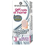 Essence Gel Nails at Home - Effect Gel Top Coat Nagelgel - versch. Farben (02 holograohic touch)