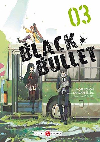 Black Bullet - volume 3 par Shiden KANZAKI