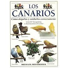 LOS CANARIOS (GUIAS DEL NATURALISTA-AVES EXÓTICAS-PERIQUITOS-CANARIOS)