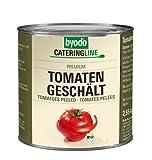 Byodo Tomaten GESCHÄLT, 1er Pack (1 x 2,55 kg) - Bio