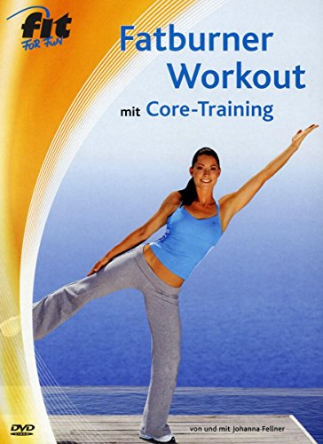 Fit for Fun - Fatburner Workout mit Core-Training (C Video-training)