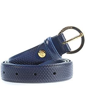 Lacoste Femme Belt Gürtel Damen blau
