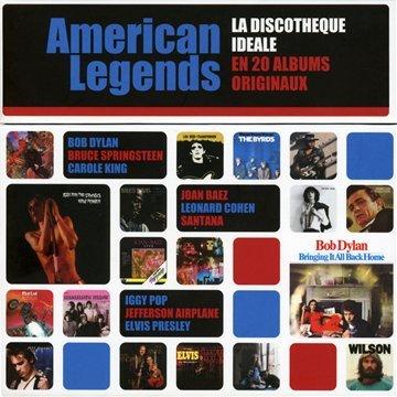american-legends-la-discothque-idale-en-20-albums-originaux-coffret-20-cd