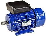 Pro-Lift-Werkzeuge 1-Phasen Drehstrommotor 1,5 kW 230 V Elektromotor 1420 U/min Industriemotor electric motor B3 Drehstrom 1500W