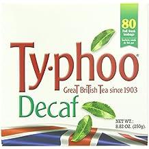 Typhoo British Decaf Tea, 80 Tea Bags