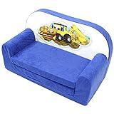 Kindersofa Kindersessel Kinder Kindermöbel Klappsessel Minisofa Sofa Design 3