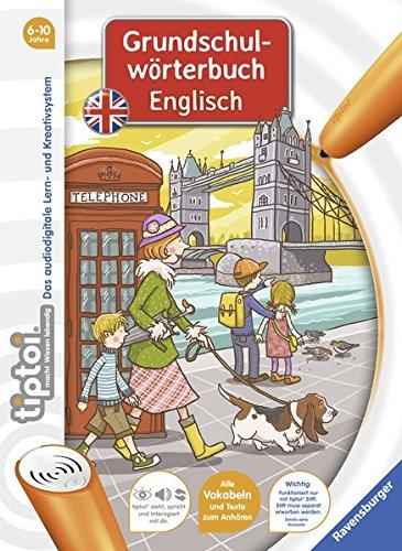 Ravensburger 00623tiptoi WWW primaire Dictionnaire anglais (sans stylet)
