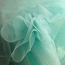 Pastel Aqua Mint Verde Suave tul ocasión especial tela 150cm de ancho–se vende por metro