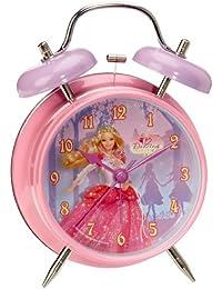 Janusch Barbie - Reloj analógico infantil de cuarzo