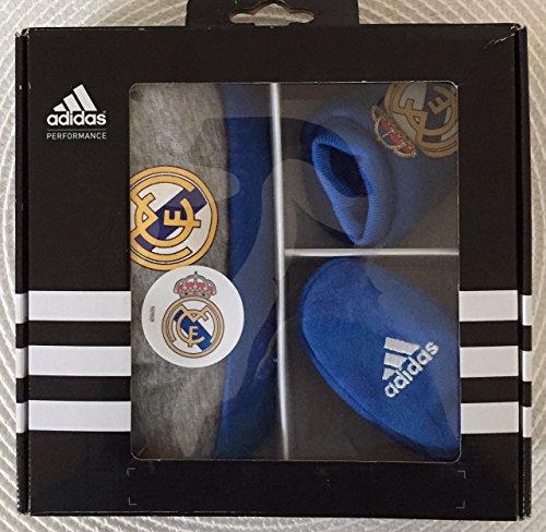 Adidas Baby Geschenk-Set Real Madrid