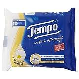 Tempo Toilettenpapier feucht Feuchte Toilettentücher sanft und pflegend 42 Tücher