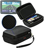 Navitech Schwarz Schock Sicher EVA Schutztasche / Abdeckung / Fall / Gehäuse für Casio FX-9860GII Graphics Calculator SD