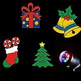 La iluminación –LED- COLORES - navideña para exteriores más RÁPIDA Y HERMOSA, nunca imaginada