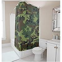 GFYWZ Oggettistica per la casa doccia muffa resistente inodore poliestere