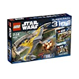 Lego Star Wars 66396 - Superpack 3 in 1