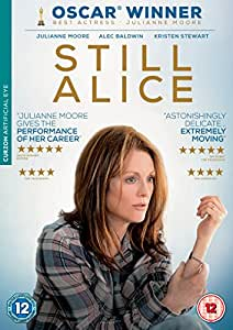 Still Alice [DVD] [2014]