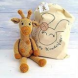 Crochet Kit Complete Beginner Aimee the Giraffe Luxury Crochet Kit - Learn to Crochet