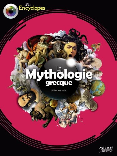 La mythologie grecque par Hélène Montardre