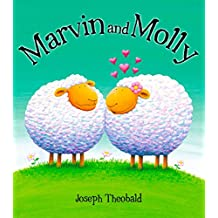 Marvin and Molly by Joseph Theobald (Illustrated, 5 Jul 2012) Paperback