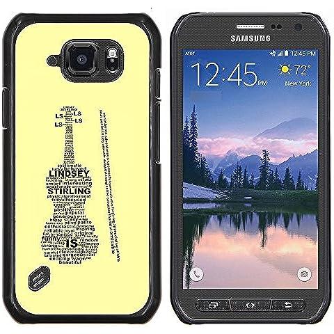 Copertura di plastica Shell Custodia protettiva || Samsung Galaxy S6