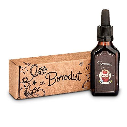 """Borodist Beard Oil """"IRISH WHISKEY"""" - Bartöl, 30ml"""
