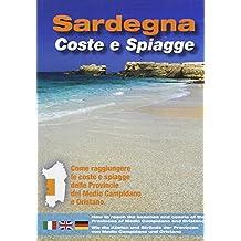 Sardegna. Coste e spiagge. Medio Campidano e Oristano. Ediz. italiana, inglese e tedesca