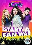 iCarly: iStart a Fan War [DVD] by Miranda Cosgrove