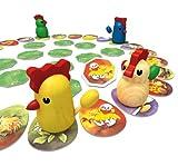 Zicke Zacke Hühnerkacke, Kinderspiel von Zoch 601121800 - 5