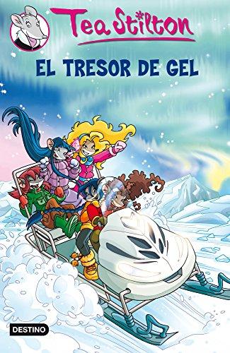7. El tresor de gel (TEA STILTON. TAPA DURA)